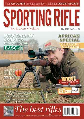Sporting Rifle issue 76