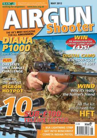 Airgun Shooter issue May 2012