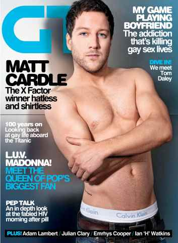 Gay Times issue May 12