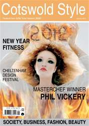 Cotswold Style issue January 2012