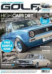 Volkswagen Golf + issue Volkswagen Golf + Sample
