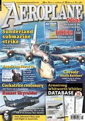 Aeroplane issue No.469 Short Sunderland