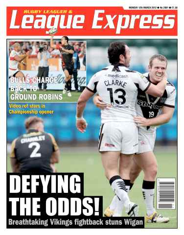 League Express issue 2801
