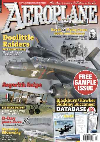 Aeroplane issue Aeroplane Sample Issue