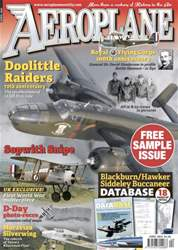 Aeroplane issue Aeroplane Sample Issue