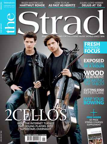 The Strad issue January 2012
