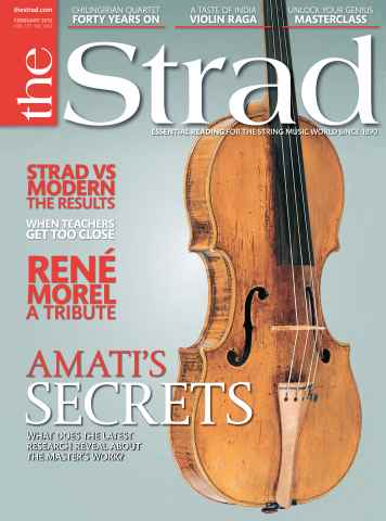 The Strad issue February 2012