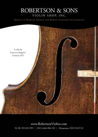 The Strad Preview 2