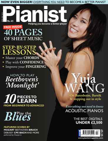 Pianist issue Pianist 65