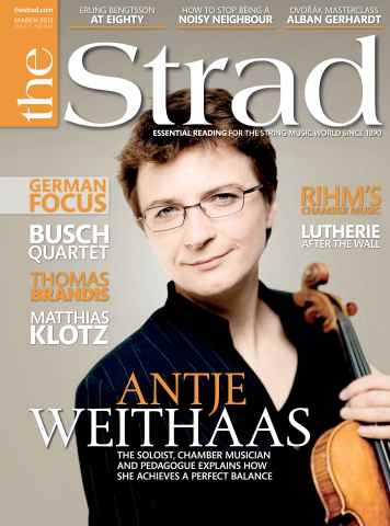 The Strad issue March 2012