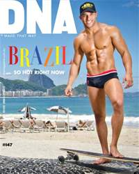 DNA Magazine issue #147 - Brazil