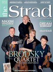 The Strad issue April 2012