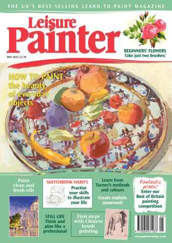 Leisure Painter issue May 2012