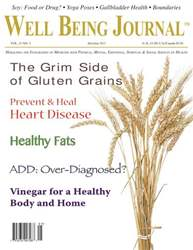 Well Being Journal issue May June 2012