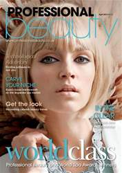 Professional Beauty issue Professional Beauty April 2012