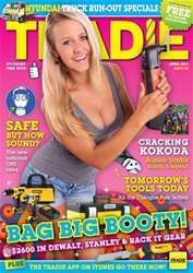 Tradie issue April 2012