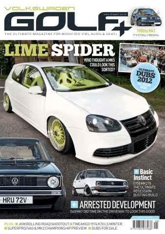 Volkswagen Golf + issue Volkswagen Golf + May 2012