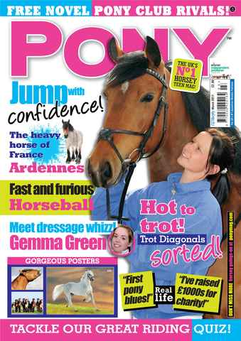 Pony Magazine issue March 2011