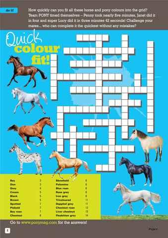 Pony Magazine Preview 2