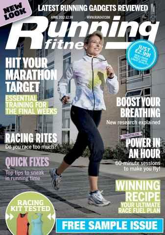 Running Fitness issue Running Fitness Sample Issue