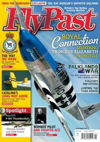 FlyPast issue May 2012 with supplement