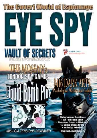 Eye Spy issue Issue 74
