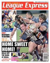 League Express issue 2802