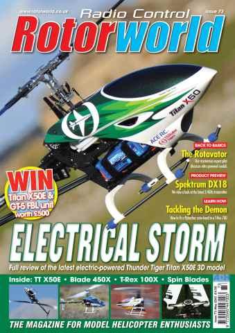 Radio Control Rotor World issue 73