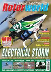 Radio Control Rotor World issue 73