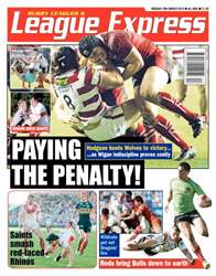 League Express issue 2803