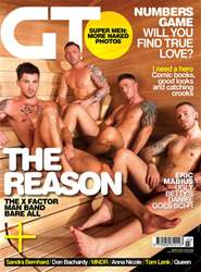 Gay Times issue March 2011