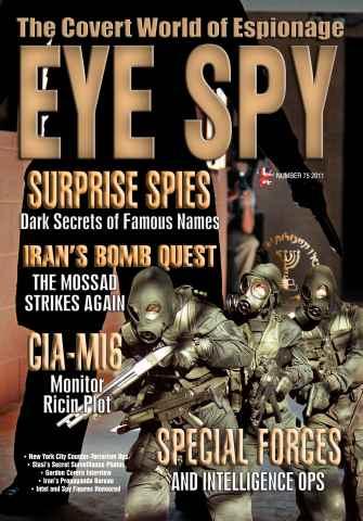Eye Spy issue Issue 75