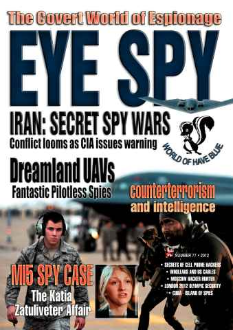 Eye Spy issue Issue 77