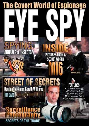Eye Spy issue Issue 72