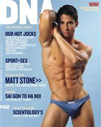DNA Magazine issue DNA #112