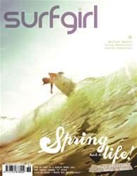 SurfGirl Magazine issue Issue 36