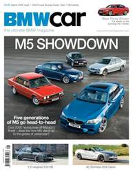 BMW Car issue January 2012
