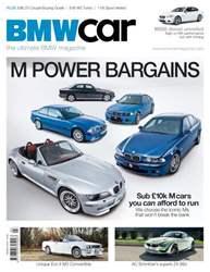 BMW Car issue March 2012