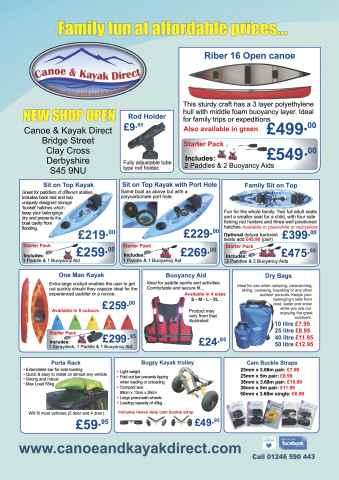 Canoe & Kayak UK Preview 2