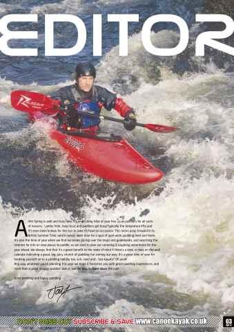Canoe & Kayak UK Preview 3
