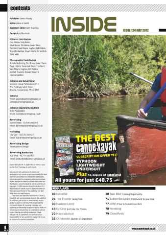 Canoe & Kayak UK Preview 4