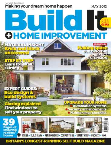Build It issue May 2012