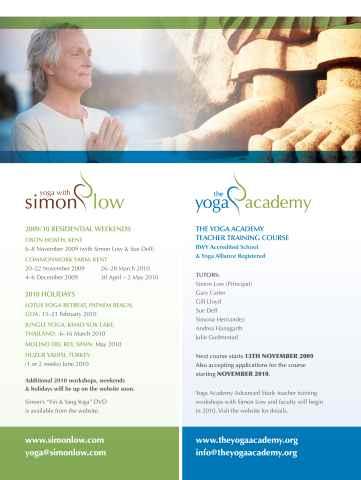 OM Yoga UK Magazine Preview 7