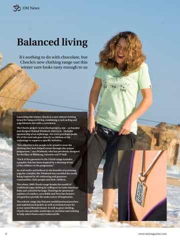OM Yoga UK Magazine Preview 8