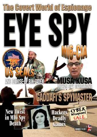 Eye Spy issue Issue 73