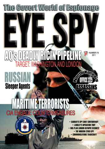 Eye Spy issue Issue 76