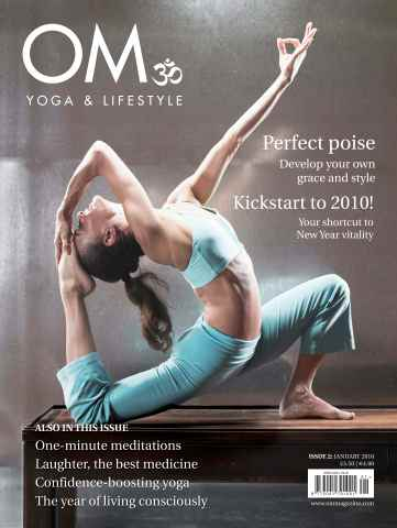 OM Yoga UK Magazine issue Issue 2