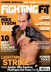 Fighting Fit issue May 2012