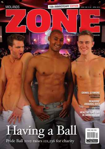 Midlands Zone issue April 2012