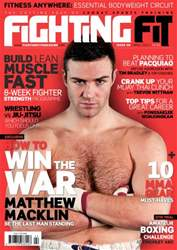 Fighting Fit issue April 2012